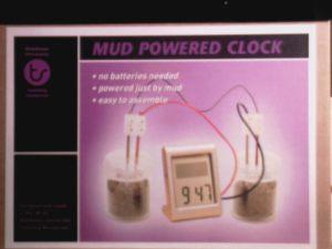 mud clock